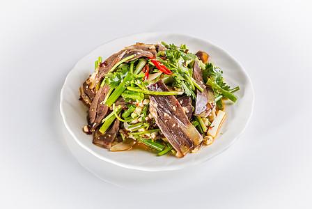 凉拌香牛肉图片
