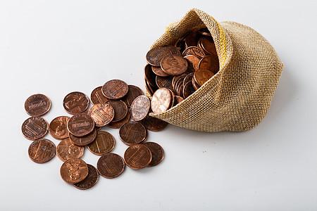 筹码钱币图片