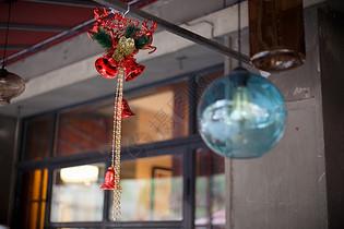 圣诞节铃铛图片