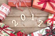 新年礼物2017数字组合图片