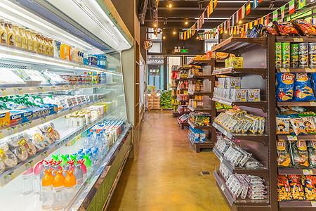 超级市场环境拍摄【媒体用图】(仅限媒体用图使用,不可用于商业用途)图片