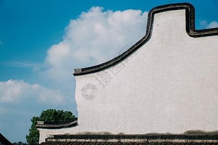 水乡乌镇建筑图片