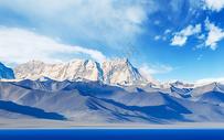 西藏拉萨布达拉宫纳木错及川藏线上图片