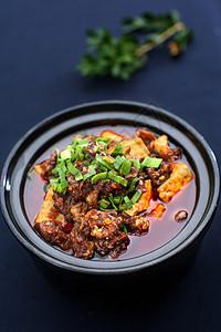 牛肉炖豆腐图片