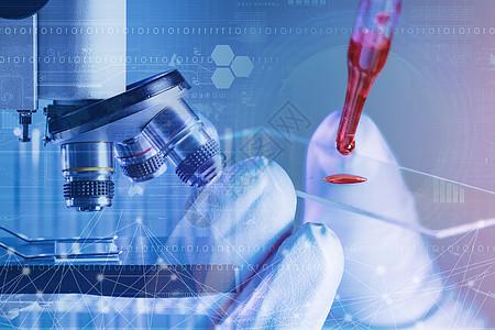 医生的科学实验图片