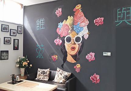 创意轻办公咖啡厅图片