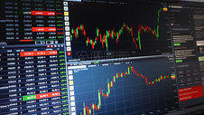 股票数据图片