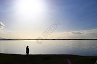 青海的沿途旅行者的归宿图片