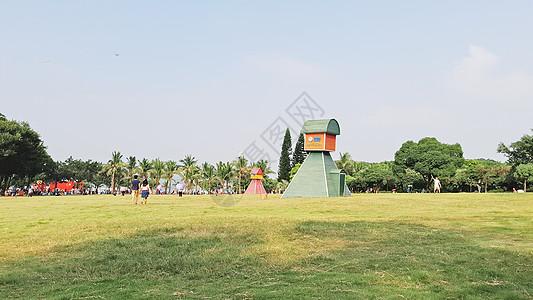 珠海海滨公园节日游图片