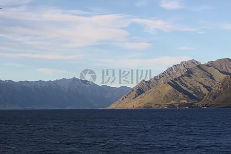 高山海景图片