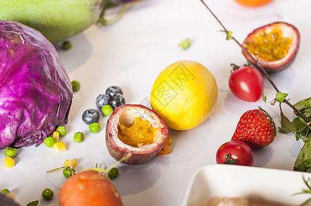 食材 蔬菜 合集 图片