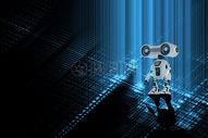 未来机器人图片