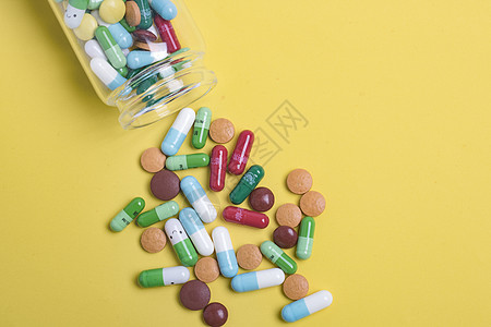 医疗药片图片
