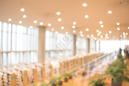 图书馆大场景虚化图片