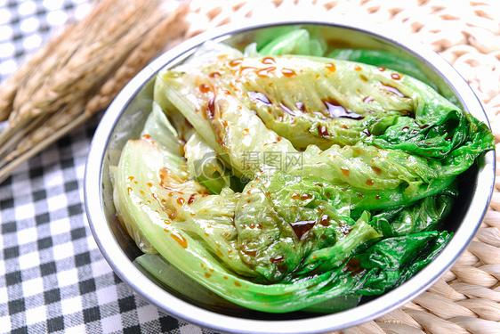 白勺生菜图片