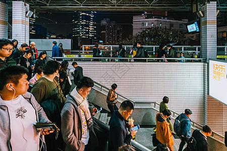 城市地铁交通图片