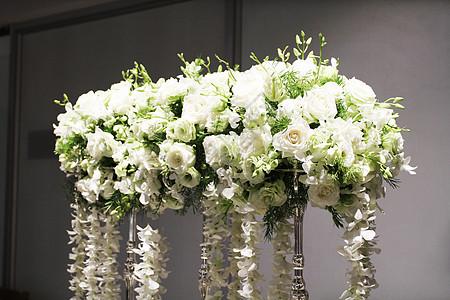 白玫瑰宴会图片