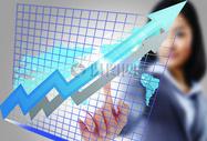 全球经济增涨图片