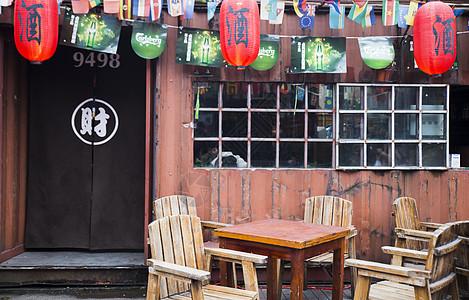 文艺咖啡厅酒吧高清图片