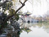 瘦西湖 五亭桥 钓鱼台图片