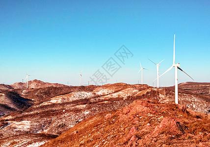 东北风力发电图片