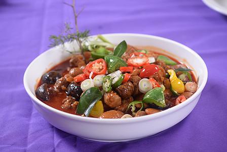 韩式豆仁烩猪狰肉图片