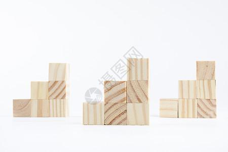 木头积木高清图片