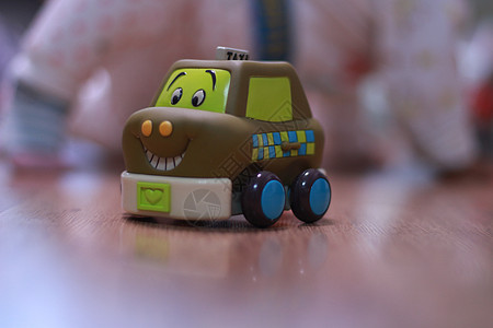 卡通车玩具图片