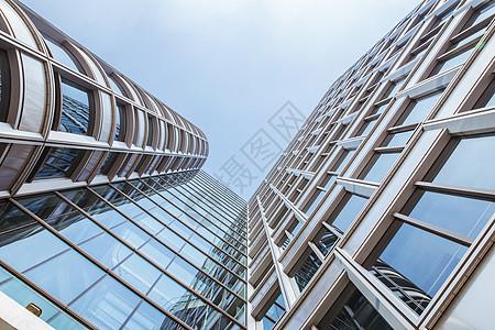 大气商务办公大厦外立面图片