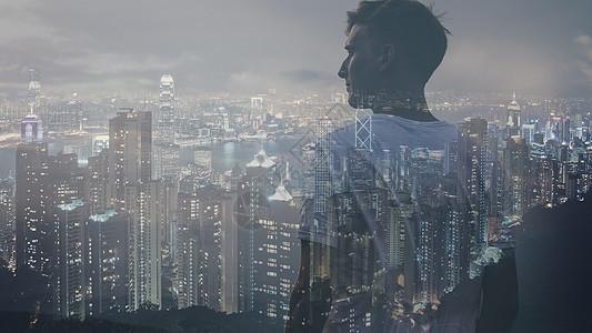 迷失城市图片