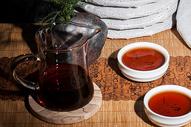 普洱茶图片普洱茶 黑茶 茶汤 茶道 茶叶 饮料酒水 餐饮美食 摄影图片
