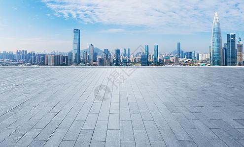 商务外滩城市背景图片