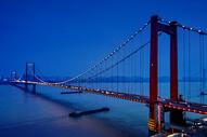 金门大桥图片