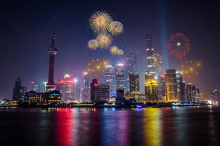 新年烟火图片