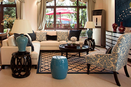 家具沙发全景图展现图片