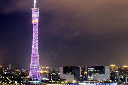 广州地标-小蛮腰(广州塔)图片
