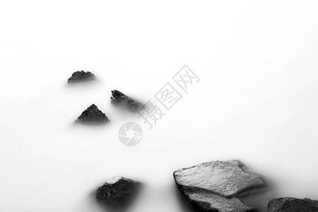 广东汕尾品清湖畔的倩影图片