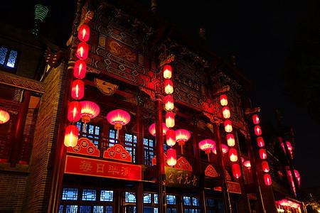 春节灯会图片