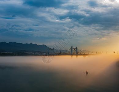 日照新安江图片