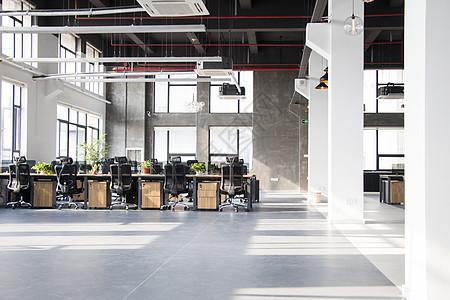 办公室场景空间图片