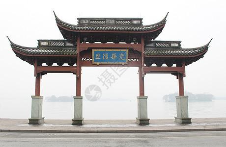 杭州  美景图片
