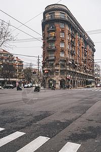 上海武康路高清图片