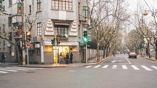 上海武康路图片