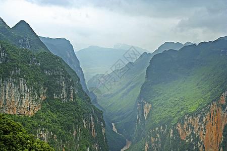 金秋、峡谷图片