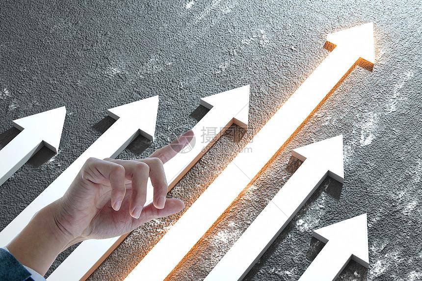 指标背景素材商务人士的业绩目标图片商务人士的业绩目标图片免费下载