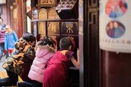 中国新年春节西洋镜图片