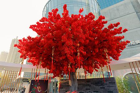 中国新年春节街景图片