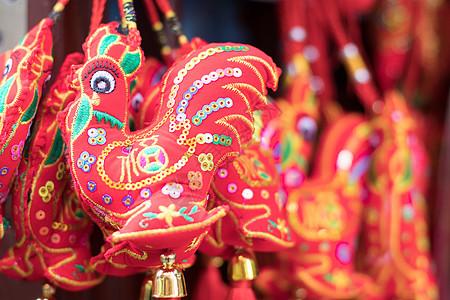 传统工艺香囊挂饰图片