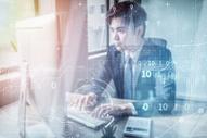 商务科技办公背景图片