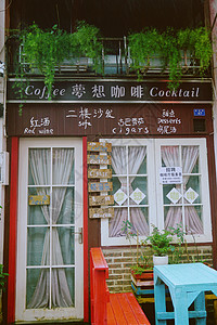 桂林 阳朔 西街 风景 人文 旅游 度假图片